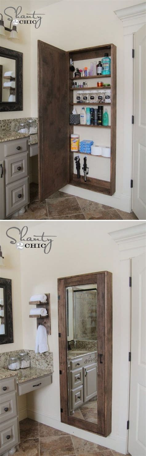 best 25 small bathroom storage ideas on small