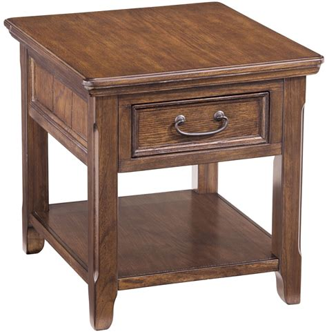 Woodboro Rectangular End Table From Ashley T478 3 Woodboro Lift Top Coffee Table