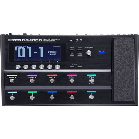 gt 1000 guitar effects processor kaufen bax shop