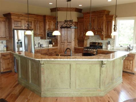 Kitchen Islands And Bars Best 10 Kitchens With Islands Ideas On