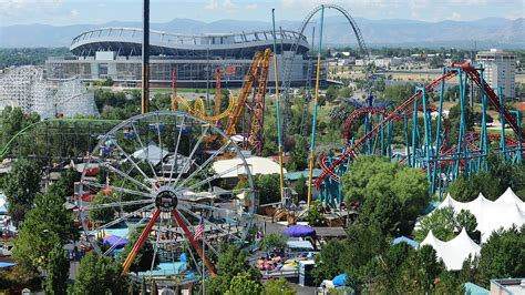 Elitch Gardens Theme Park by Elitch Gardens Theme Park In Denver Colorado Expedia