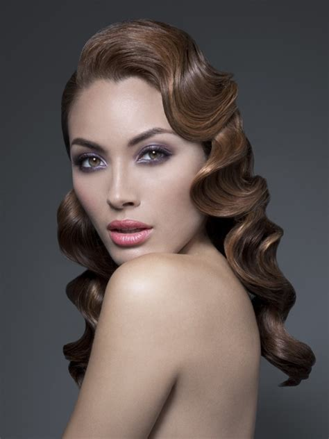 1920s hair styles with s wave curler san francisco ca 18 gorgeous finger wave hairstyles for your next formal event