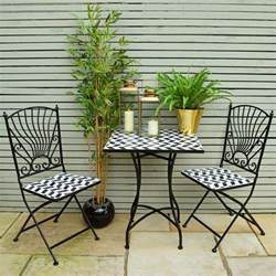B Q Bistro Table And Chairs 10 Of The Best Bistro Sets Dear Designer