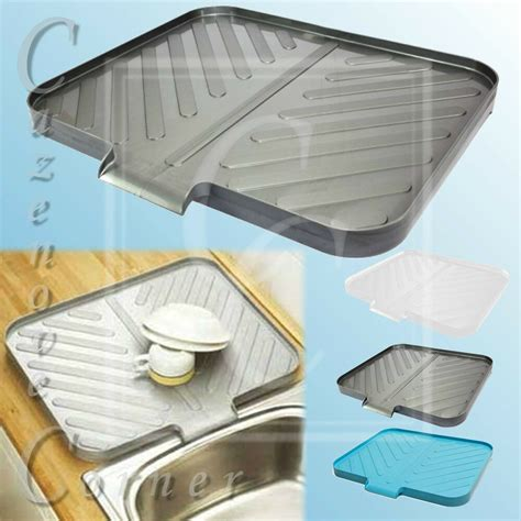Drainer For Sink by Worktop Drainer Tray Space Saving Draining Board Sink