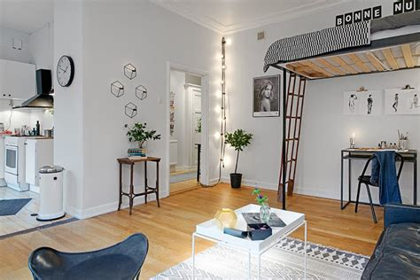 one room living my scandinavian home 5 space saving ideas from a fab
