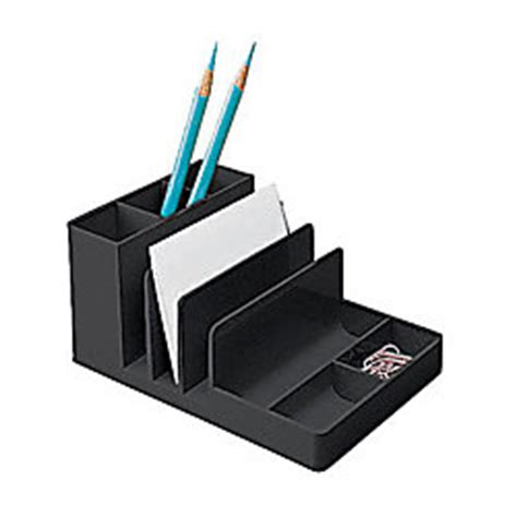 office max desk organizer rogers desk organizer black by office depot officemax