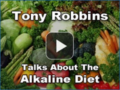Tony Robbins Detox by Snyderhealth The Alkaline Diet