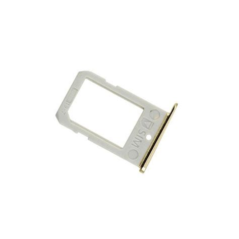 samsung galaxy s6 edge sim tray gold canadian cell parts