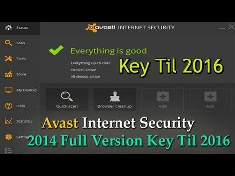 avast antivirus and internet security free download full version avast 2014 v 9 free antivirus install and settings doovi