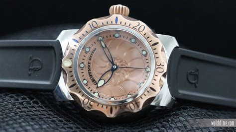 old u boat watches what s old is new again 10 watches with bronze cases
