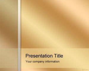 gold slide themes golden powerpoint template