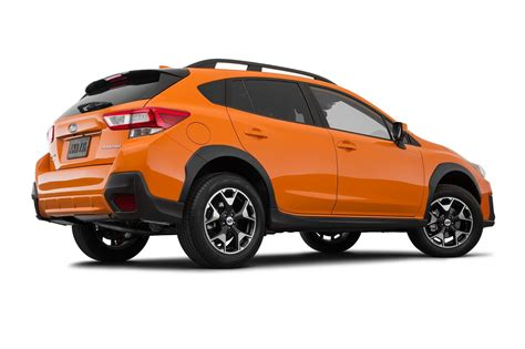 red subaru crosstrek 2018 subaru crosstrek is much more refined says consumer