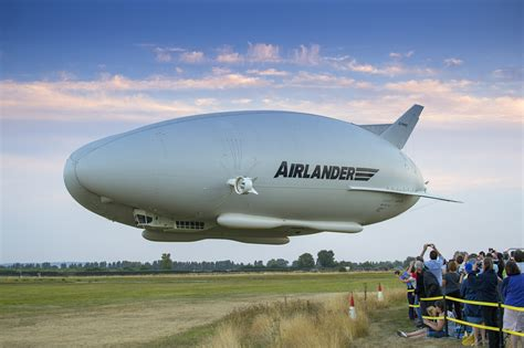 air vehicles hybrid air vehicles airlander 10