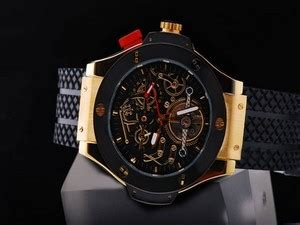 Jam Hublot Silver Black Best Clone 2 high quality best swiss replica hublot watches buy the imitations of hublot watches easily