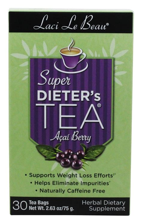 Beau Tea Detox by Acai Daily Cleanse Factory Brand Outlets