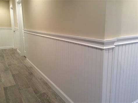 chair rail pictures hallway wainscoting and chair rail moulding mantoloking