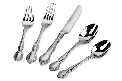 oneida kitchen knives oneida mandolina stainless steel flatware set 65