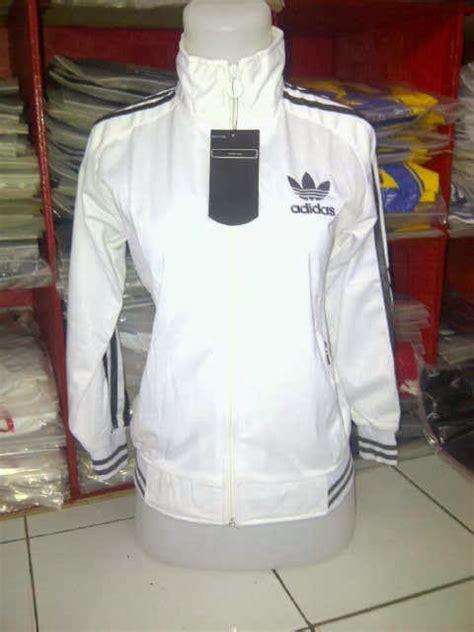 Jaket Adidas Firebird Murahhijau List Putih jual kaos bola jersey jaket adidas firebird warna putih grade ori