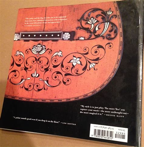 Guitar Coffee Table Book Dangerous The Of The Guitar By Darcy Kuronen Reverb