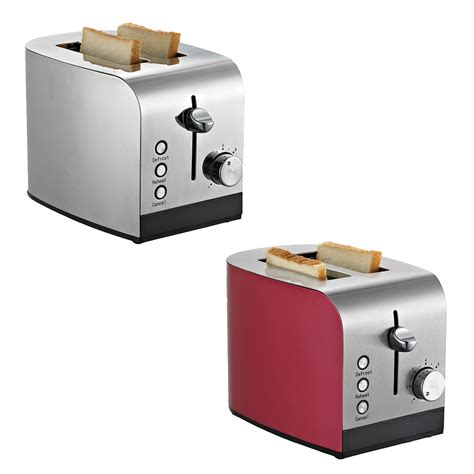 Two Slice Toaster 2 Slice Stainless Steel Toaster Singer Appliances