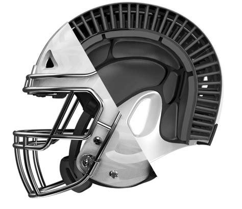 helmet design engineering engineers and neurosurgeons develop the vicis 01 football