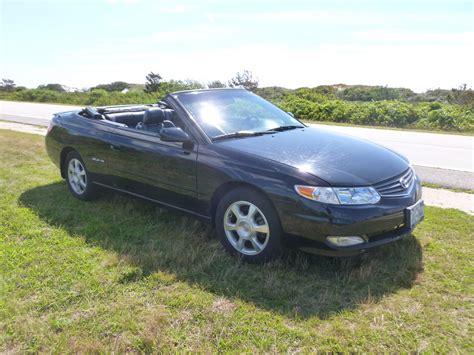2002 Toyota Solara Convertible Reviews 2002 Toyota Camry Solara Exterior Pictures Cargurus