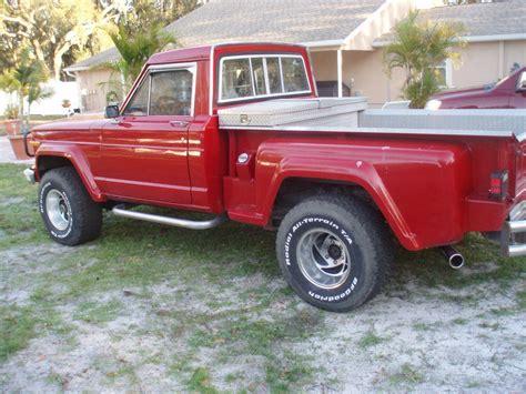1982 Jeep J10 Fmeredith14 1982 Jeep J10 Honcho Specs Photos