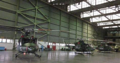 Pesanan No 1 5 pt di serahkan pesanan 6 helikopter bell tni ad indo