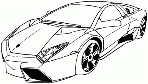 preschool coloring pages of cars kindergarten coloring pages easy cars coloring home