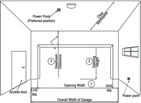 Double Garage Dimensions by Discount Wooden Windows