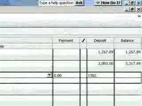 quickbooks tutorial part 2 quickbooks tutorial part 2 youtube