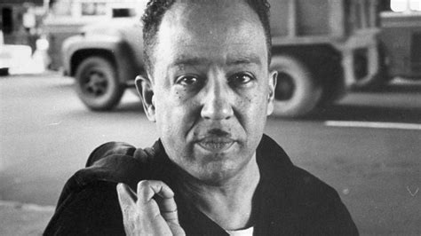 langston hughes his biography malapropisms let america be america again