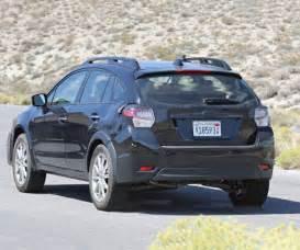 Subaru Crosstrek Length 2018 Subaru Crosstrek Release Date Specs Changes