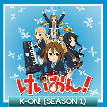 K Anime Season 3 by K On Season 1 Anime Icon By Amirovic On Deviantart