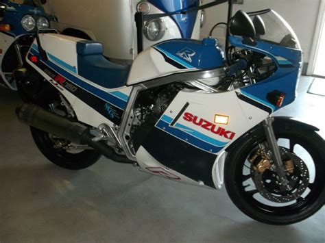 1985 Suzuki Gsxr 750 For Sale On The Slab 1986 Gsx R 750 Sportbikes For Sale