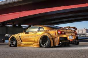 Nissan Gtr Houston Kuhl Racing Bringing Engraved Golf Nissan Gt R To 2016