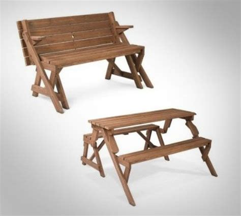 convert a bench folding picnic table best 25 folding picnic table ideas on pinterest picnic