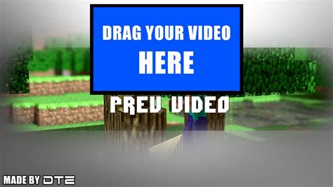Sony Vegas Pro 13 Credit Template Free Outro Template Sony Vegas Pro 13 Free