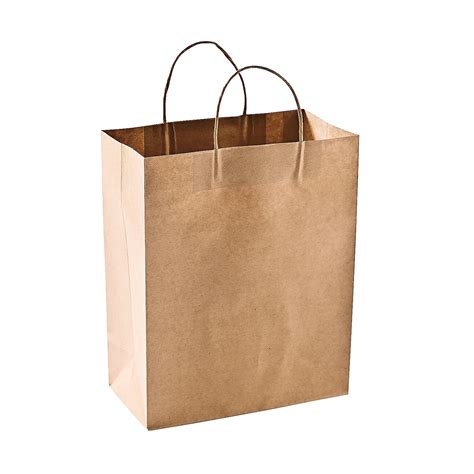 Brown Paper Bag Craft - image gallery kraft gift bags