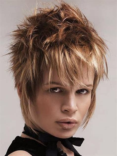 haircuts for women long hair that is spikey on top trends of short spiky hairstyles for girls 2014 5 life n