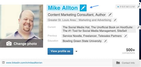 the complete guide to the linkedin profile