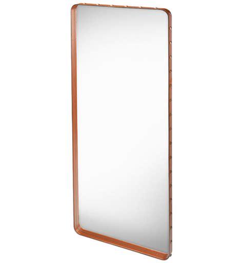 Mirror Floor L by Gubi Floor Mirror Adnet Rectangulaire L Glass
