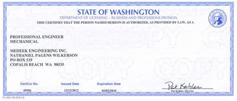 design engineer license medeek design inc licensing corporate