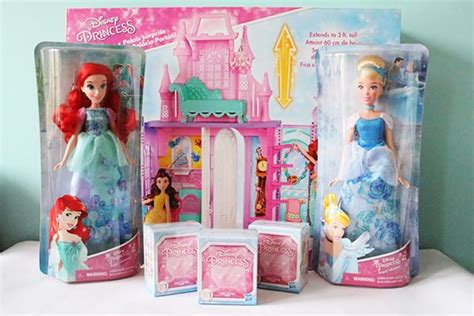 hasbro releases  disney princess products