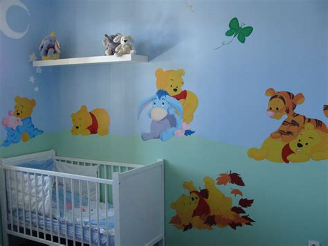 d馗oration chambre winnie l ourson awesome decoration chambre bebe winnie l ourson