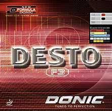 Donic Desto F3 Big Slam 1 donic bel 228 ge