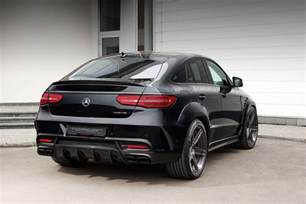 Mercedes Gle Coup Official Topcar Mercedes Gle Coupe Inferno Gtspirit