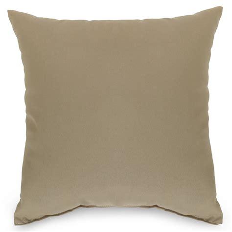 tan couch pillows tan outdoor throw pillow bsqitn k dfohome