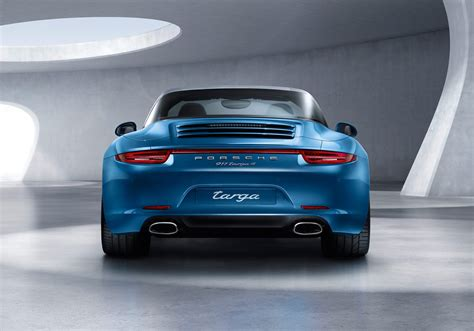 porsche back 2015 porsche 911 targa 4 rear photo blue color size