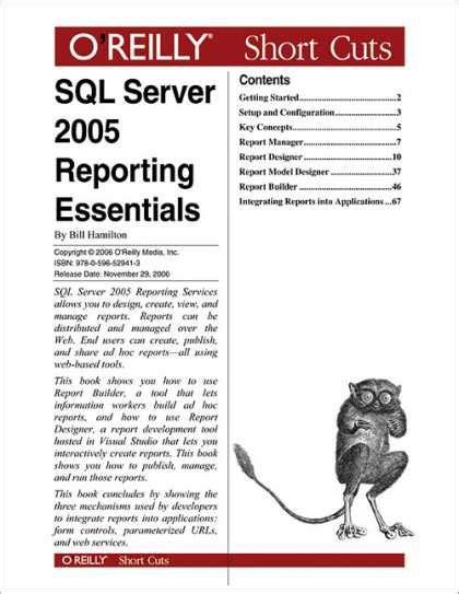 sql server reporting services book o reilly book covers 850 899